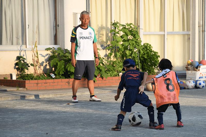 ボノスのサッカースクール
