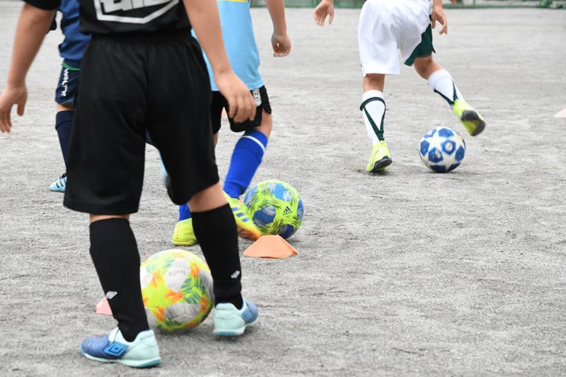 サッカースクール品川区