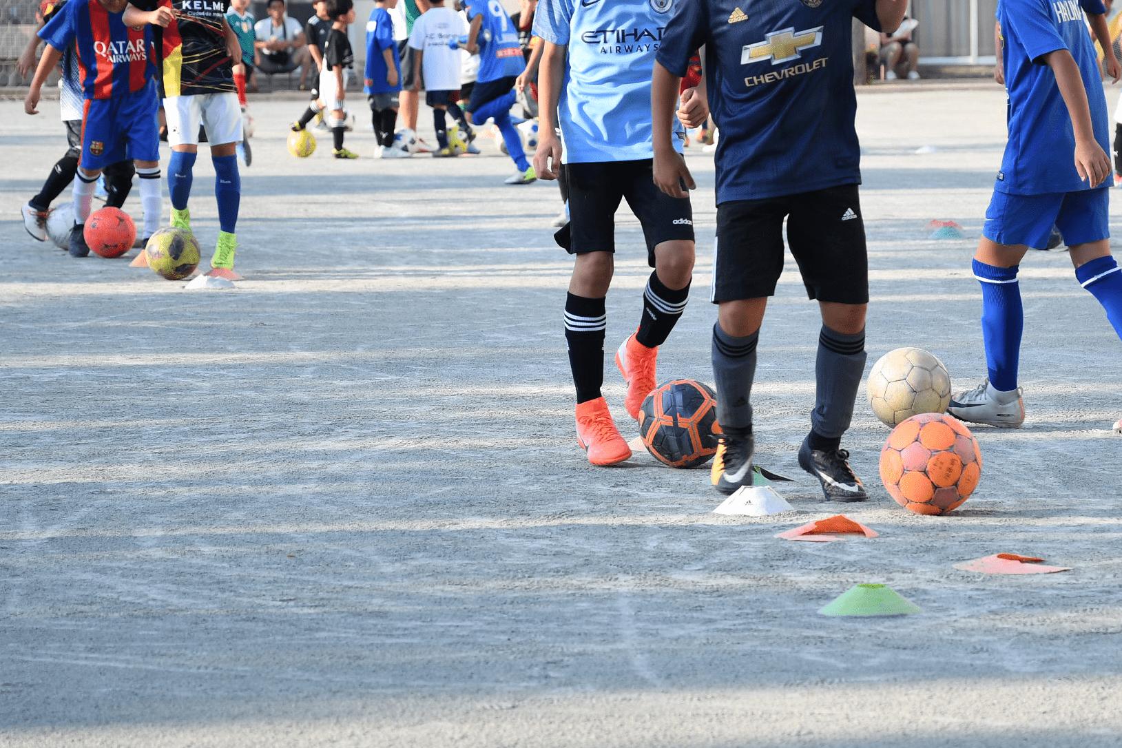 目黒区サッカースクール